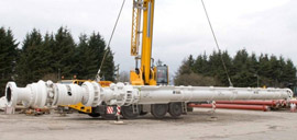 Conventional Drilling Riser System Telescopic Joint (two-barrel)
